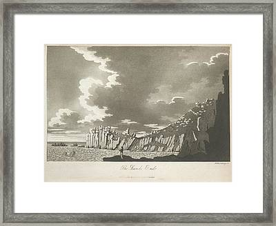 The Lands End Framed Print