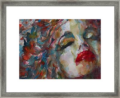 The Last Chapter Framed Print by Paul Lovering