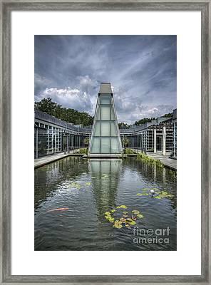 The Last Gateway Framed Print by Evelina Kremsdorf