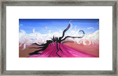 The Last Ghosts Framed Print