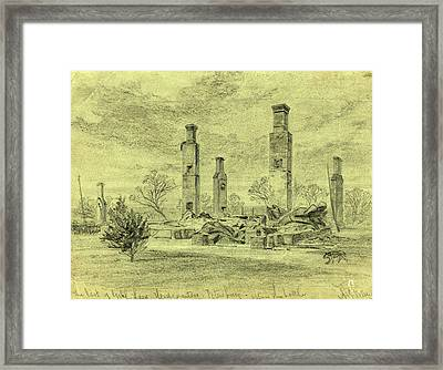 The Last Of Genl Framed Print by Quint Lox