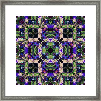 The Last Supper Abstract 20130130m128 Framed Print by Wingsdomain Art and Photography