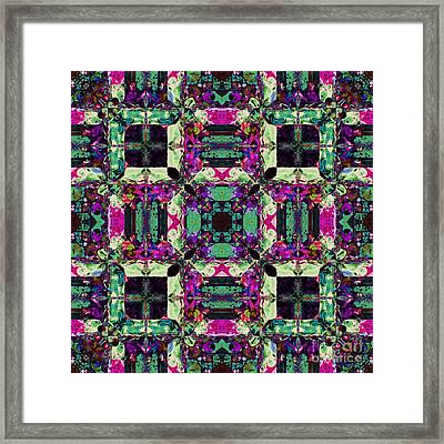 The Last Supper Abstract 20130130m68 Framed Print by Wingsdomain Art and Photography