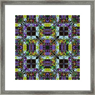 The Last Supper Abstract 20130130p40 Framed Print by Wingsdomain Art and Photography