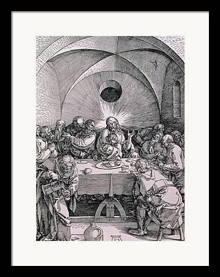Wine Vault Paintings Framed Prints
