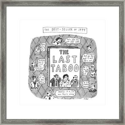 The Last Taboo Framed Print