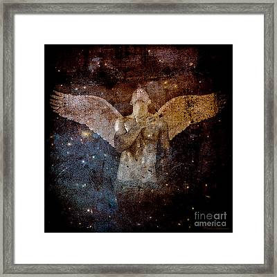 The Last Angel  Framed Print by Mark Ashkenazi