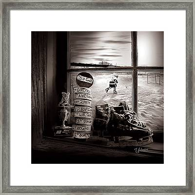 The Legacy Framed Print