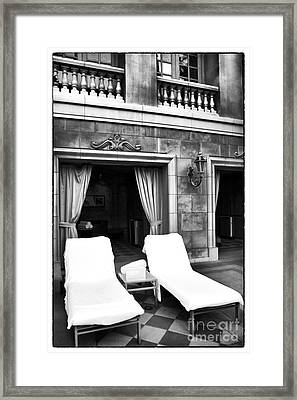 The Life Framed Print by John Rizzuto