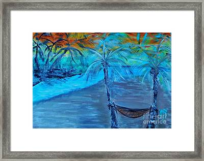 The Life Framed Print by Marie Bulger