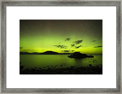 The Light Fantastic Framed Print