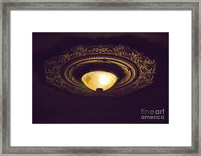 The Light Of My Life - La Luz De Mi Vida Framed Print by Al Bourassa