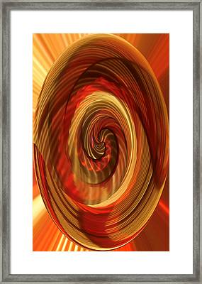 The Light Within Framed Print by David Lee Thompson