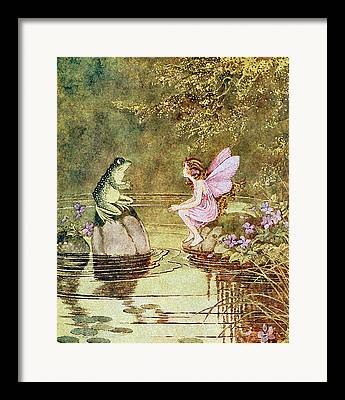 Farries Framed Prints