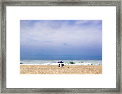 The Little Simple Things Framed Print