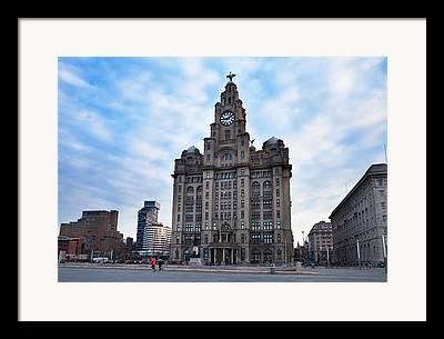 Merseyside Framed Prints