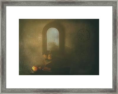 The Living Room Framed Print
