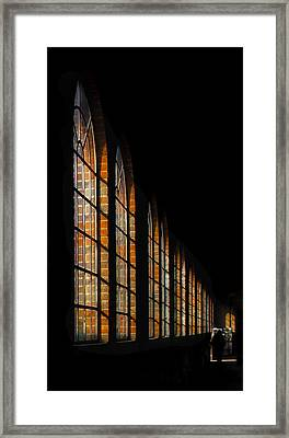 The Loco Shed Framed Print by motography aka Phil Clark