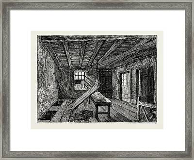 The Loft Used By The Cato Street Conspirators Framed Print