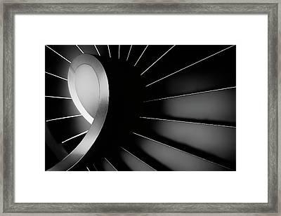 The Long Dark Framed Print