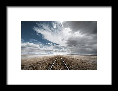 Railway Framed Prints