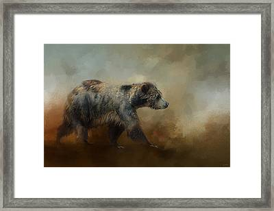 The Long Walk Home Framed Print by Jai Johnson