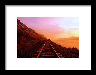 Soft Framed Prints