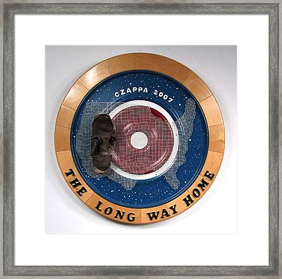 The Long Way Home  #27 Framed Print by Bill Czappa