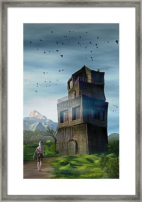 The Longest Day Framed Print by Matt Lindley