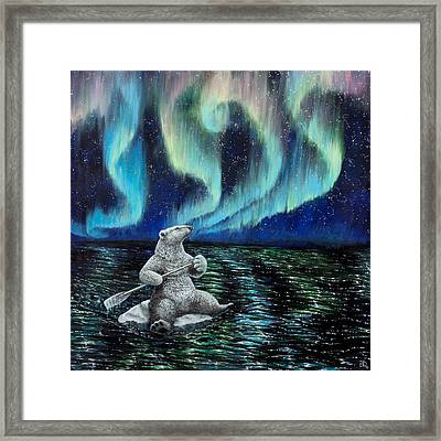 The Longest Night Framed Print