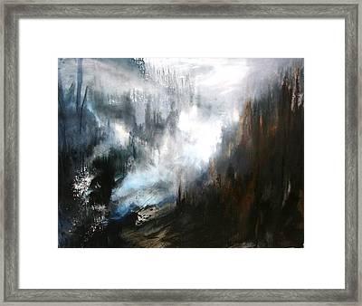 The Lorax Framed Print by Lissa Bockrath