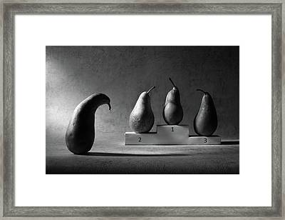 The Loser Framed Print