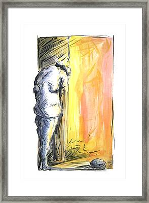 The Loss 2010 Framed Print by Thomas Griffith