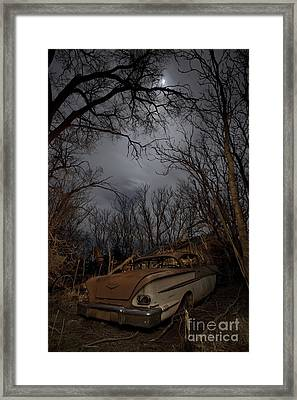 The Lost American Dream Framed Print by Keith Kapple
