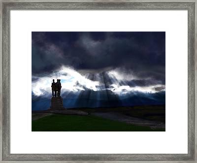The Lost Boys Framed Print