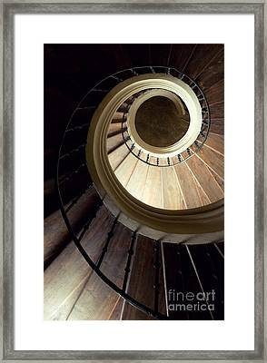 The Lost Wooden Tower Framed Print by Jaroslaw Blaminsky