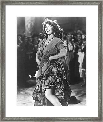 The Loves Of Carmen, Rita Hayworth, 1948 Framed Print