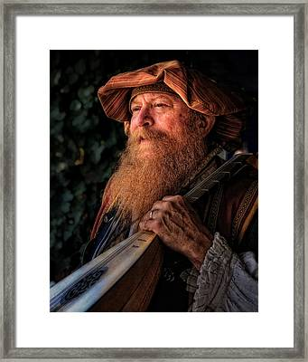 The Lutiest Framed Print by Dick Wood