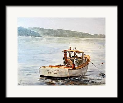 Lee Piper Art Framed Prints