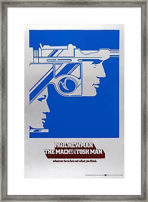 The Mackintosh Man, Us Poster Art, 1973 Framed Print by Everett
