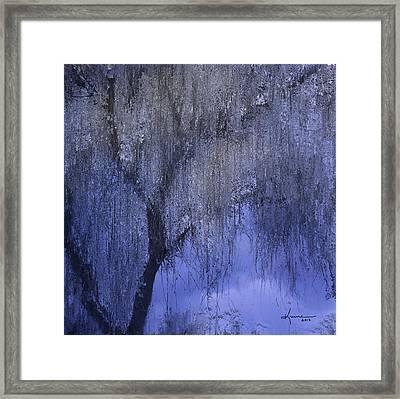 The Magic Tree Framed Print by Kume Bryant