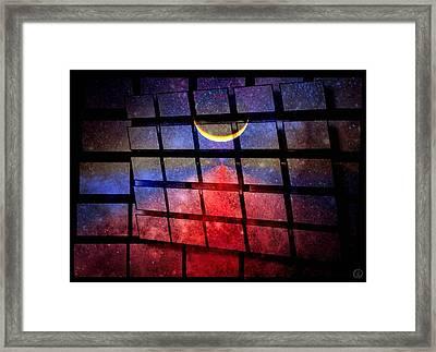 The Magic Window Framed Print by Gun Legler