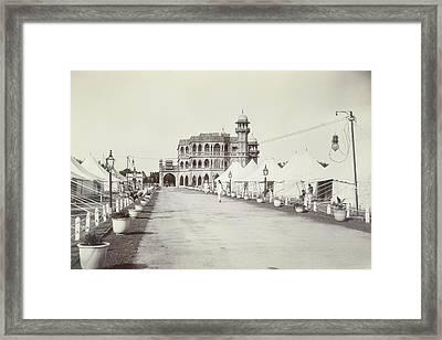 The Maharaja's Palace Framed Print by British Library