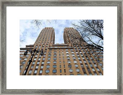 Framed Print featuring the photograph The Majestic by Robert  Moss