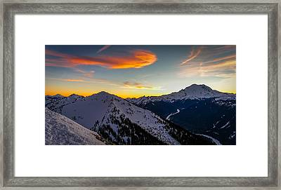The Majestics Framed Print