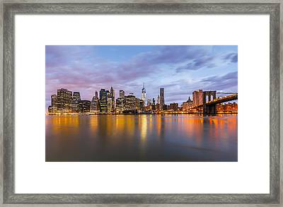 Framed Print featuring the photograph The Man Of Steel by Anthony Fields