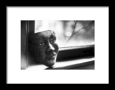 Pane Framed Prints