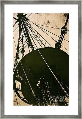 The Mayflower Framed Print by Deborah Talbot - Kostisin