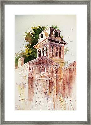 The Meek Estate Framed Print