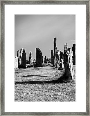 Framed Print featuring the photograph The Meeting Place by Jacqi Elmslie
